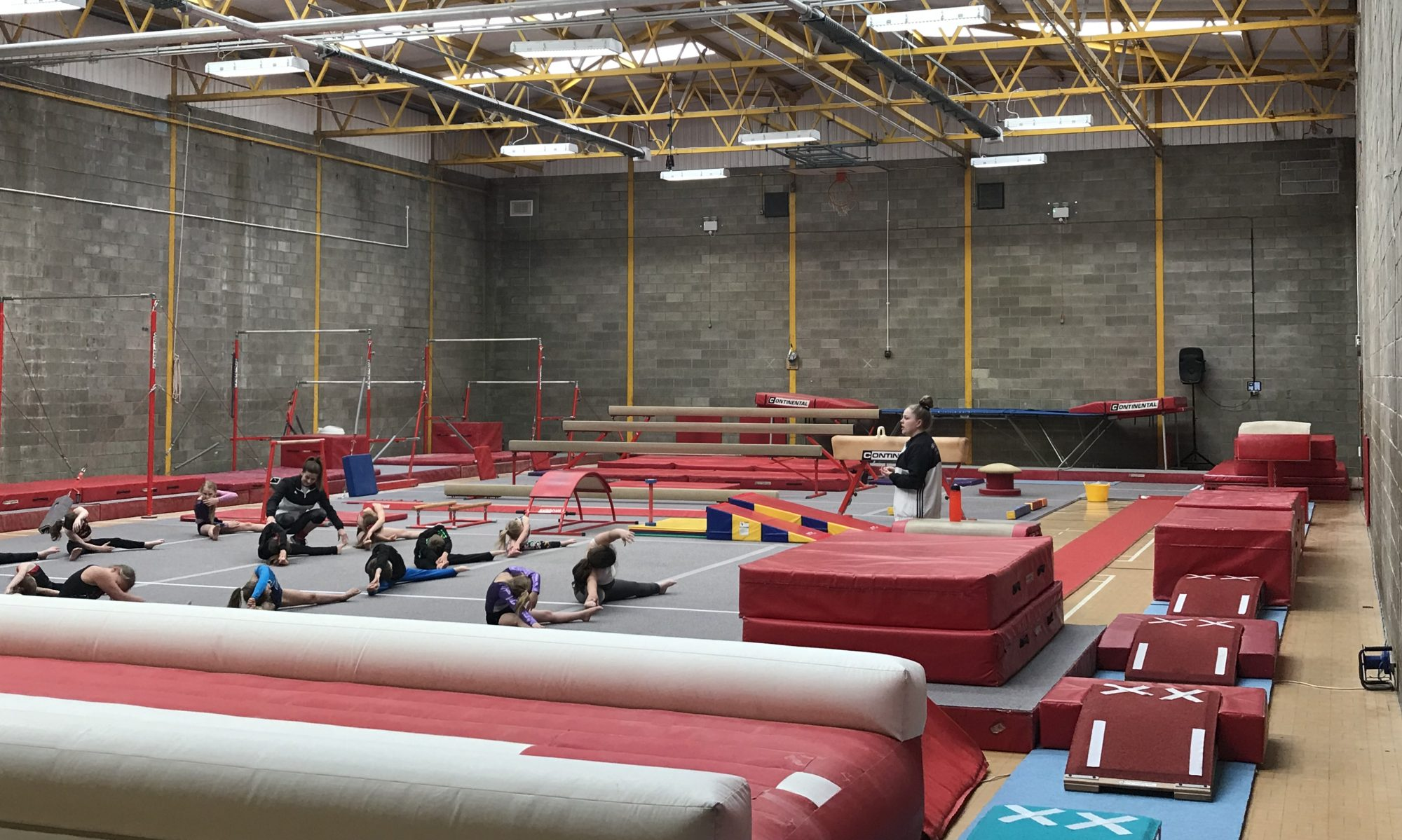 HIGH GREEN GYMNASTICS ACADEMY